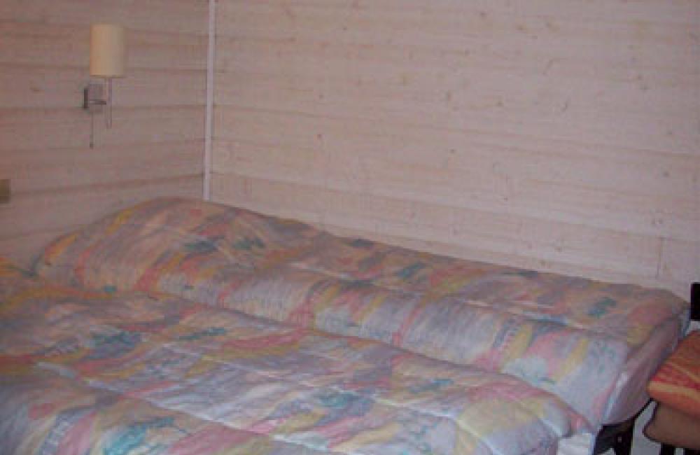 Cabine avec lits jumeaux studio Villa Bel Air Luz Saint Sauveur
