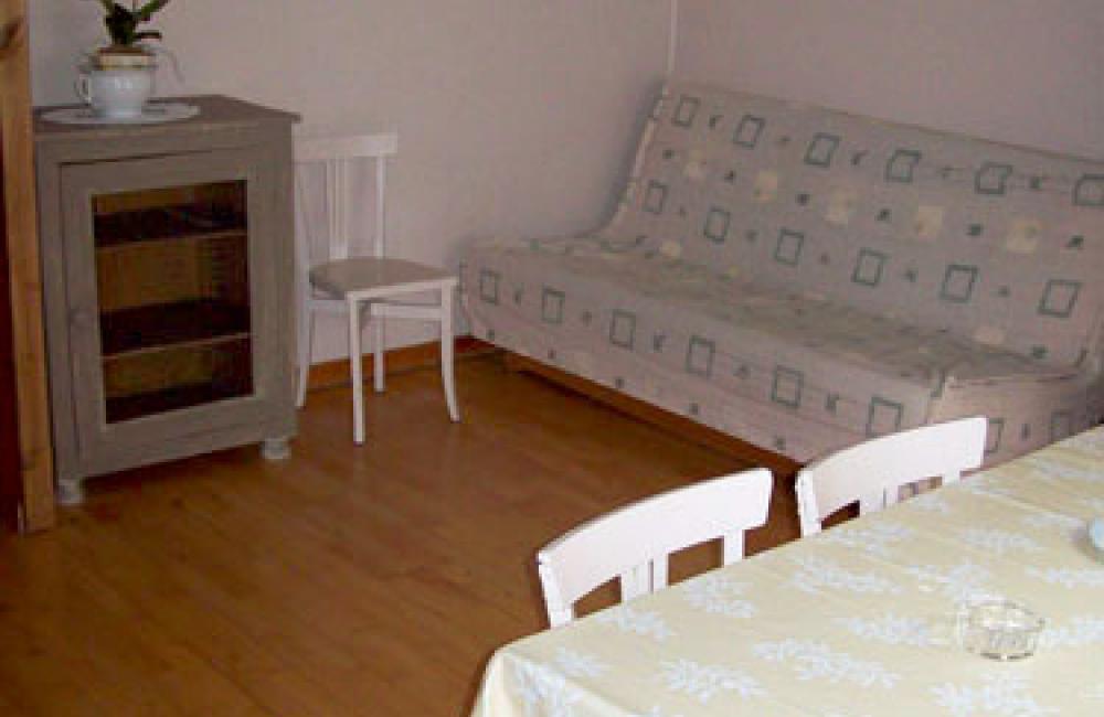 Séjour appartement Villa Bel Air Luz Saint Sauveur