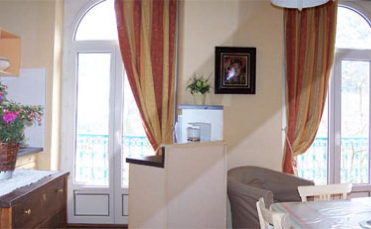 Vue d'ensemble appartement Villa Bel Air Luz Saint Sauveur