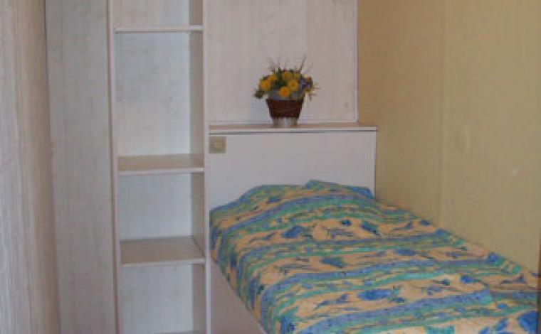 Cabine 1 personne studio Villa Bel Air Luz Saint Sauveur