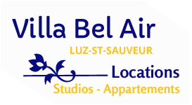 Villa Bel Air Luz Saint Sauveur location studios appartements